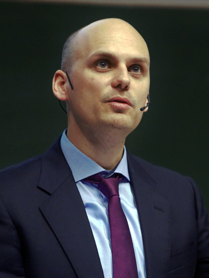 Prof. Dr. Max von Delius