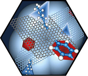 Hexagon - Highlight - Topochemical Principles of Graphene Functionalization