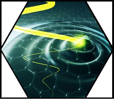 Hexagon - Highlight - Ultrafast Coherent Carrier Dynamics in Graphen